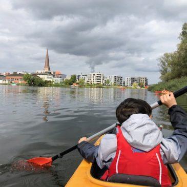 Beteiligung am Küstenputztag im Wassersportunterricht